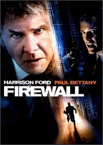 FIREWALL / MOVIE - FIREWALL / MOVIE (1 DVD)
