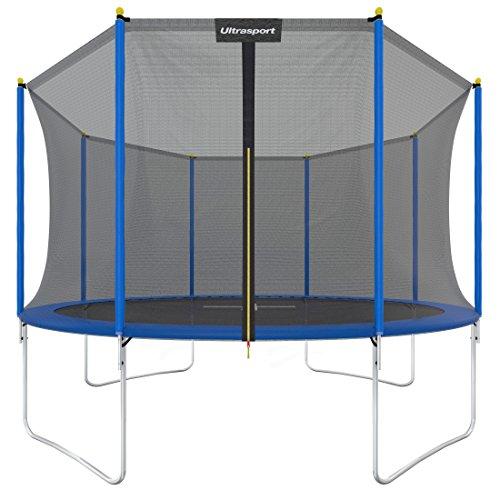 Ultrasport - Cama elástica de jardín Uni Jump, 366 cm