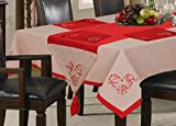 ELAN Christmas Swirls Table Linen Combo ...