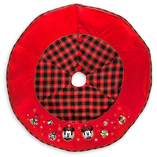 Disney Mickey Mouse and Friends Holiday Tree Skirt: Amazon.es: Hogar