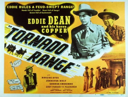 Tornado Range Plakat Movie Poster (11 x 14 Inches - 28cm x 36cm) (1948)