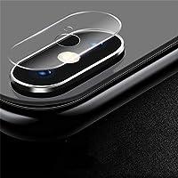 Hunpta@ 5X Kamera Schutzfolie Für iPhone XS Max 6,5 Zoll, Zurück Rückfahrkamera Objektiv Gehärtetem Glas Bildschirm Film Protector