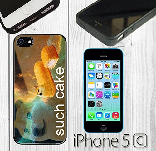 doge-twinkie-custom-made-case-cover-skin-for-iphone-5c-black-rubber-case-ship-from-ca