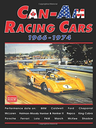 Can-Am Racing Cars 1966-1974 (Brooklands Race Preview)