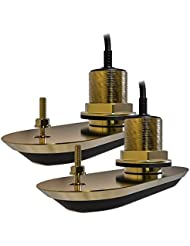 Raymarine RV-220 RealVision 3D™ Bronze Thru-Hull Transducer Pair Pack - 20° - 8M Cable & Y-Cable