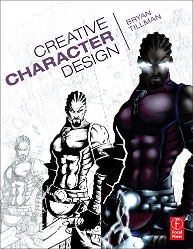 Creative Character Design por Bryan Tillman