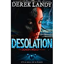 Desolation (The Demon Road Trilogy, Book 2)