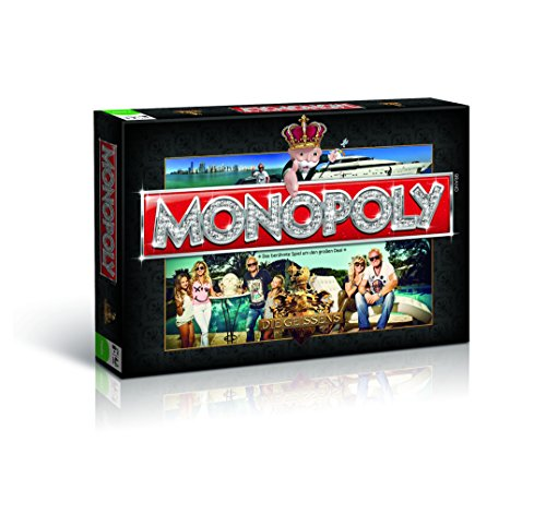 Monopoly Die Geissens – Deluxe Brettspiel