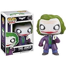 FUNKO Dark Knight Movie The Joker Collectible figure The Dark Knight - figuras de acción y de colección (Collectible figure, Movie & TV series, The Dark Knight, Multicolor, Vinilo, Caja)