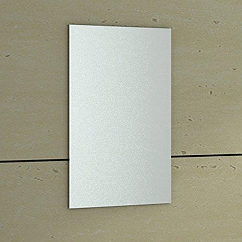 ENKI espejo rectangular para pared biselado sin marco 500 x 700 mm HORIZON