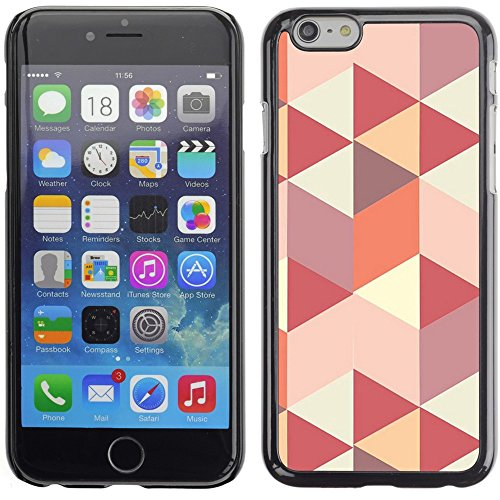Graphic4You WHITE WOOD PATTERN HARD CASE COVER FOR APPLE iPhone 6 Plus Design #5