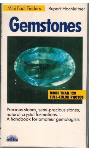 Gemstones (Mini Fact Finders) by Hochleitner, Rupert (1990) Paperback