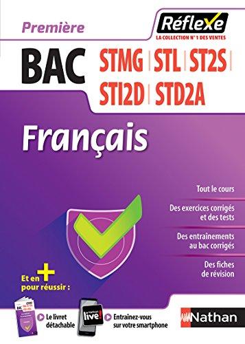 Français - 1ère STMG-ST2S-STI2D-STD2A-STL par S. Le Clech