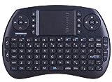 Mini clavier sans fil pour Android TV Box et Raspberry Pi W-k8V Standard noir