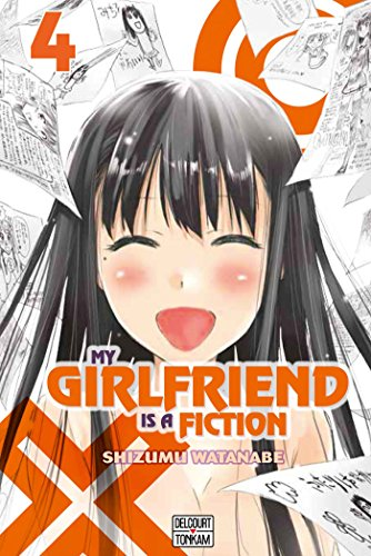 My Girlfriend Is a Fiction Edition simple Tome 4