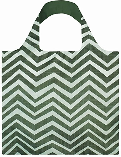 Preisvergleich Produktbild ELEMENTS Wood Bag: Gewicht 55 g, Größe 50 x 42 cm, Zip-Etui 11 x 11.5 cm, handle 27 cm, water resistant, made of polyester, OEKO-TEX certified, can carry up to 20 kg