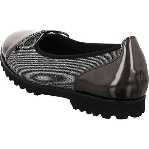 Gabor Shoes Gabor Jollys, Ballerine Donna Silver