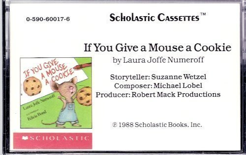 If You Give a Mouse a Cookie by Laura Joffe Numeroff (1988-08-01)