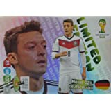 Panini Adrenalyn XL WM 2014 Brasilien - Özil Deutschland limited Edition