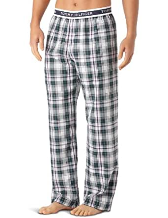 Tommy hilfiger beaumont pantalon de pyjama carreaux for Pyjama homme carreaux