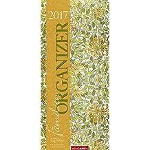 Familien Organizer Floral - Kalender 2017
