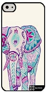 Coque Iphone 5c – Éléphant - ref 1121