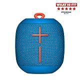 Ultimate Ears Wonderboom, Altavoz Portátil Inalámbrico, Bluetooth, Negro