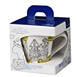 Villeroy & Boch Cities of the World Kaffeebecher Amsterdam, 300 ml, Premium Porzellan, Weiß/Bunt