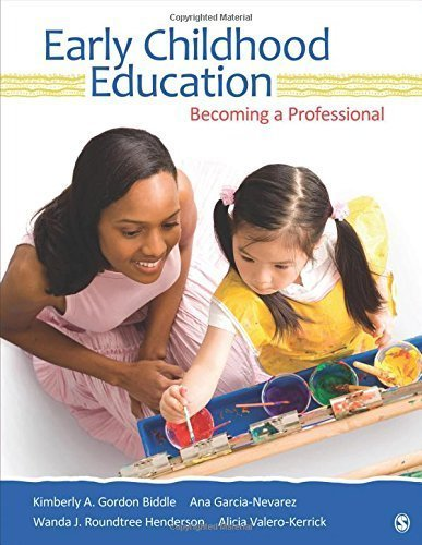 Early Childhood Education: Becoming a Professional by Kimberly A. Gordon Biddle (2013-01-02)