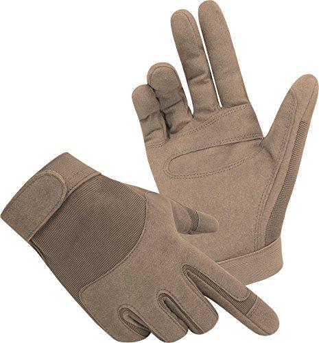 Tactical Army Gloves Herrenhandschuhe aus Spezialkunstleder