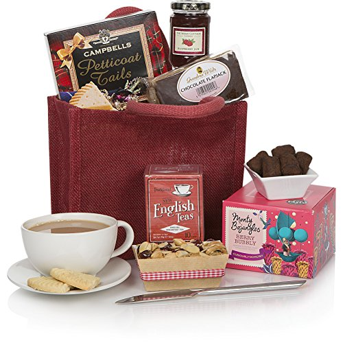 Sweet Treats For Her Hamper - The Perfect Gift Hampers - Ideal as a Birthday Present, Thank You Gifts Hamper