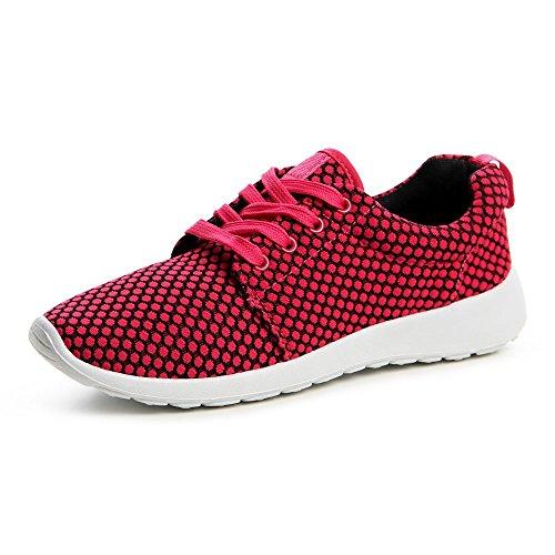 topschuhe24 Sneaker Donna Rosa (rosa)