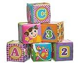 Playgro Badespielwürfel-Set für Mädchen