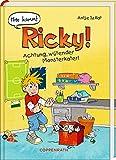 Hier kommt Ricky! (Bd. 1): Achtung, wütender Monsterkater!