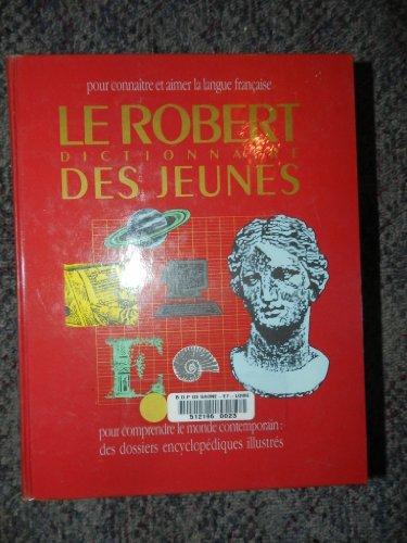 ROBERT DICTIONNAIRE DES JEUNES