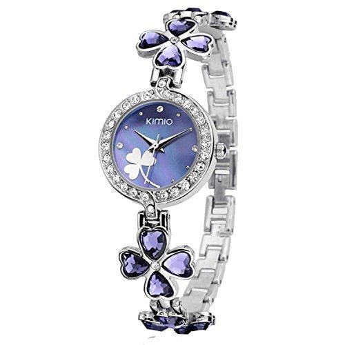 dayan-ladies-quartz-montre-bracelet-herbe-chanceux-diamond-flower-bracelet-daily-violet