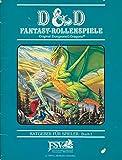 D & D Fantasy Rollenspiele : Ratgeber für Spieler . Buch 1 (Ausbau-Set)