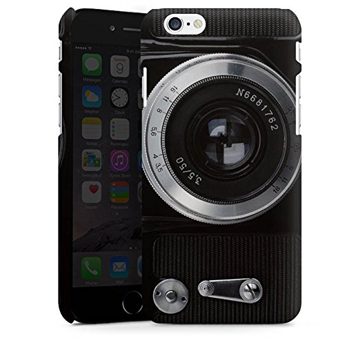 Apple iPhone X Silikon Hülle Case Schutzhülle Kamera Fotografie Objektiv Premium Case matt