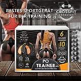 Thompson&Wood EMS Hüfttrainer | EMS Trainingsgerät | Definiert Ihre Gesäßmuskulatur & Beine | Schneller & Effektiver Muskelaufbau | Fördert Fettverbrennung | Po Trainer in 1A Qualität