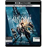 Maze Runner: The Death Cure (4K UHD & HD) - Slipcase