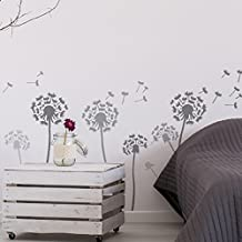 Amazonfr Pochoir Peinture Murale Blanc