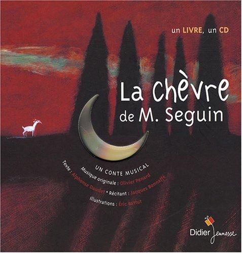 Vignette du document La  chèvre de M. Seguin : un conte musical