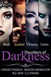 Best Books  The  May - Daughters of Darkness - The Anthology Review