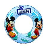 Disney Mickey Swimming Ring for Kids 3+ (60 cm)- Blue