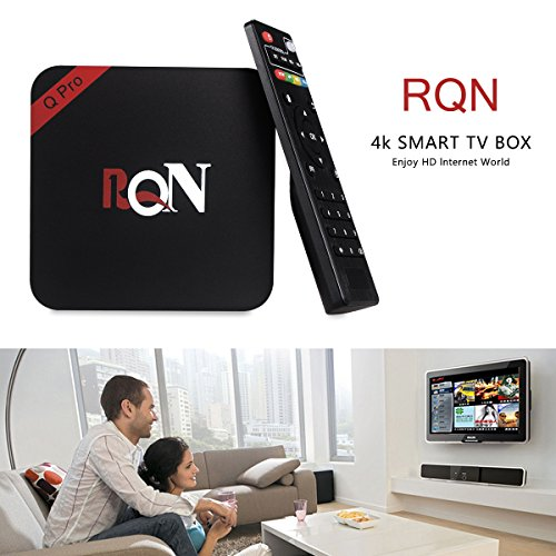 Oliying Android TV Box 5.1, 1GB RAM + 8GB ROM QuadCore Cortex...