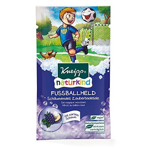 Kneipp Schäumende BK Fußballheld, 6er Pack (6 x 70 g)