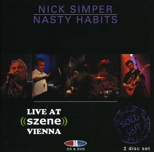 Nick Simper: Nick Simper and Nasty Habits (Audio CD)