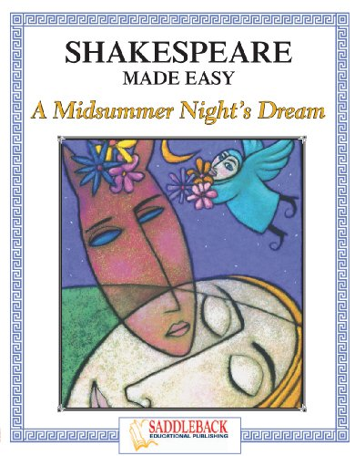 Midsummer Nights Dream Student Guide (Shakespeare Made Easy Study Guides)