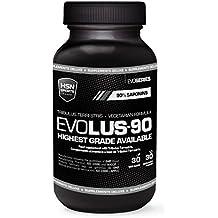 HSN Sports Evolus 90 Tribulus Terrestris 90% Saponinas - 30 Capsulas