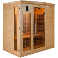 Sauna Infrarouge APOLLON - 4 Places